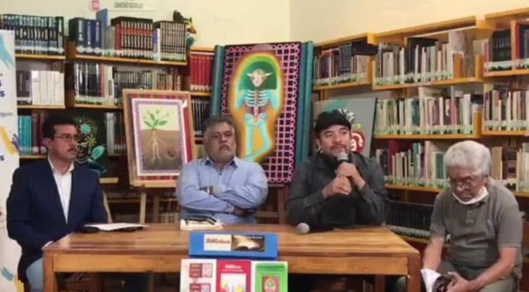 Promueven tertulianos integración social con lectura