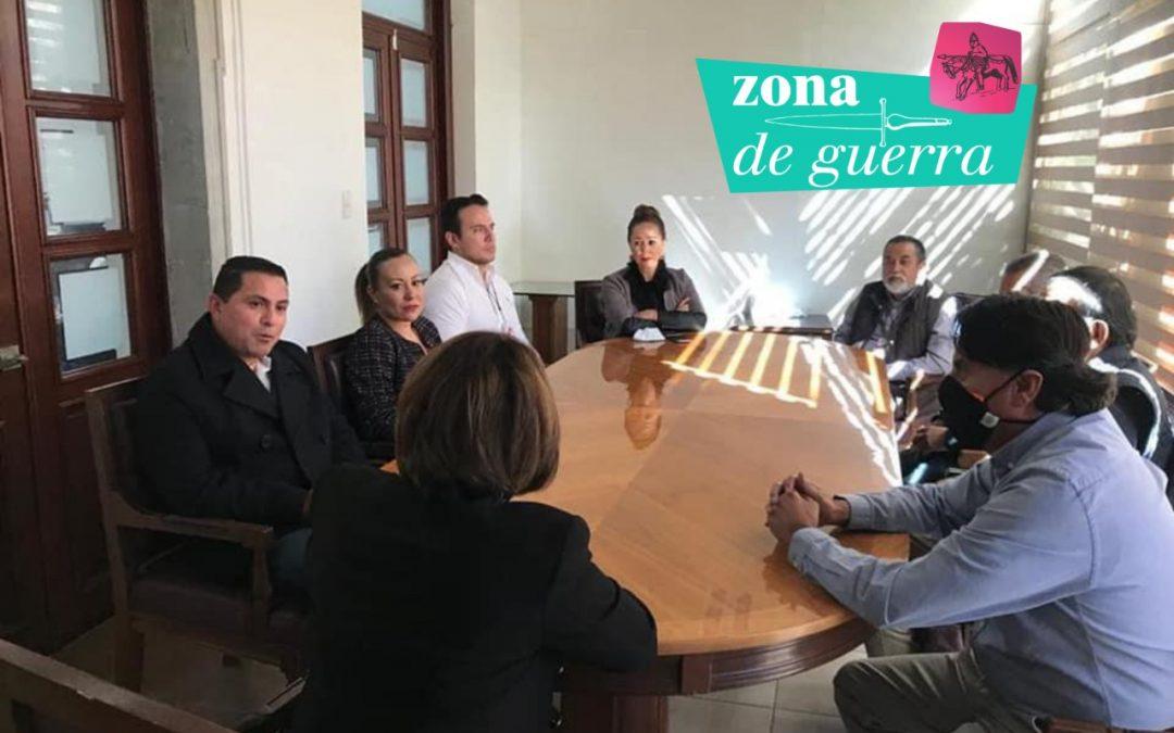 Pelean 3 por candidatura priista en Silao; se adelanta Velázquez