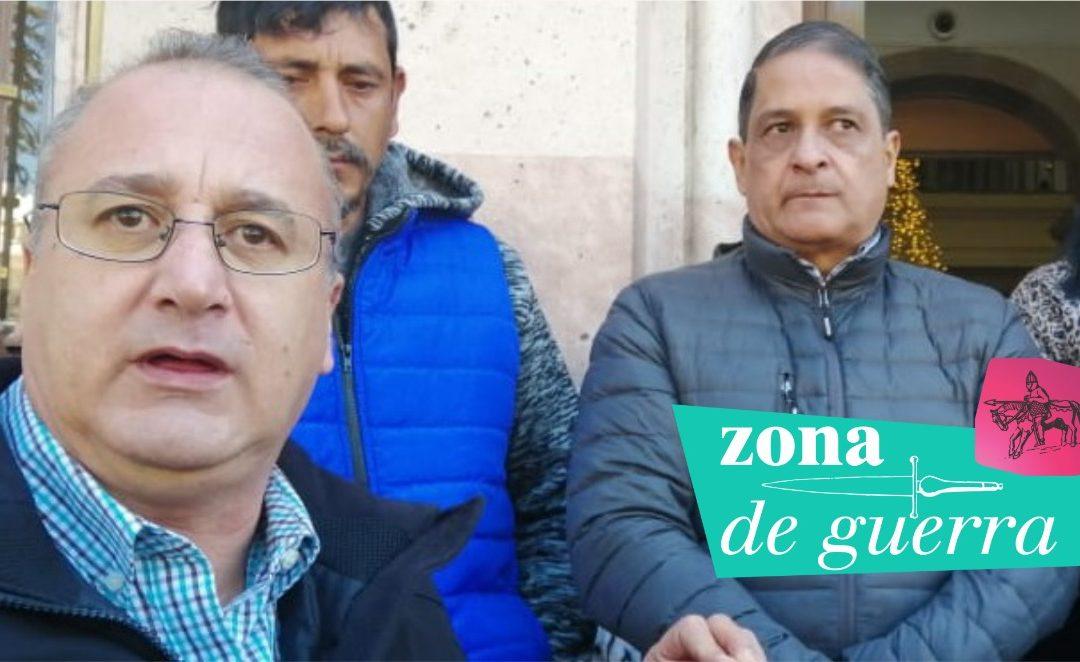 EN 10 PUNTOS: Se aferran Carlos García y 'Fito' Alcalá a candidatura masculina