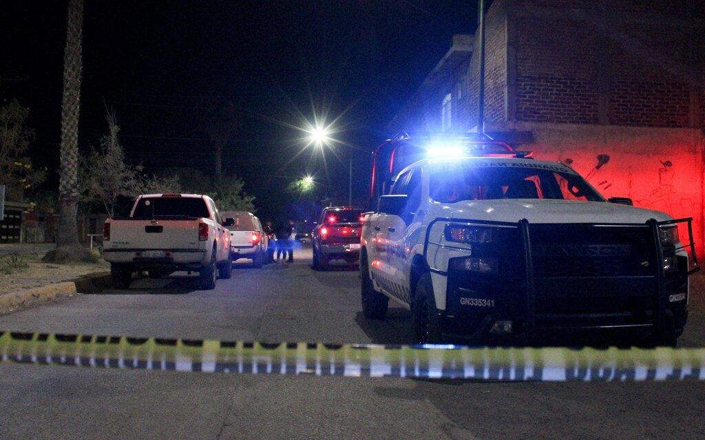 💀 Ocupa Guanajuato primer lugar nacional en homicidios dolosos